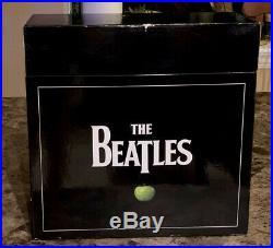 The Beatles Stereo Vinyl Box set, 16 Discs, Book Near Mint/Never Played