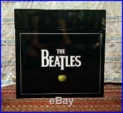 The Beatles Stereo Vinyl Box set, 16 Discs, Book. Used, Very Good Condition