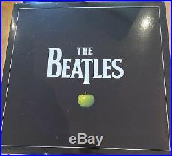 The Beatles Stereo (Vinyl, Nov-2012, 16 Discs, Capitol)