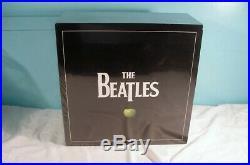 The Beatles Stereo Vinyl Record Album Box Set (180g 16LP Box Set + Book), NIB