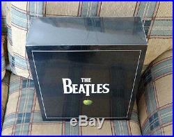 The Beatles Stereo vinyl box set sealed. 16LP + book. Lennon McCartney Harrison