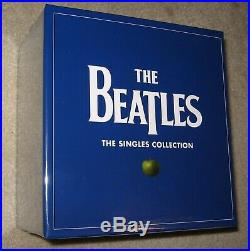 The Beatles THE SINGLES COLLECTION 2019 Box Set 180g Vinyl NEW SEALED