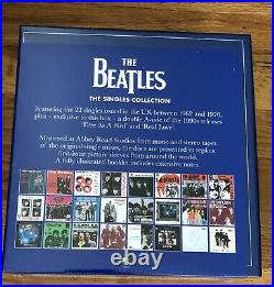 The Beatles THE SINGLES COLLECTION (NEW) Box Set on Heavyweight Vinyl NEW SEALED