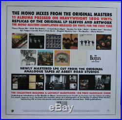 The Beatles The Beatles In Mono Limited Vinyl Lp Box