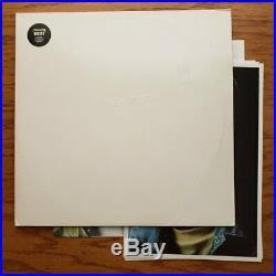 The Beatles The Beatles (White Album) German White Vinyl DMM