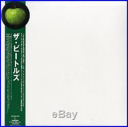 The Beatles The Beatles White Album Japanese vinyl 2 LP g/f sleeve NEW