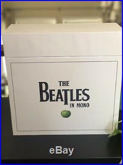 The Beatles The Beatles in Mono 14 LP Vinyl Box Set Ltd Edition NIB