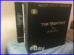 The Beatles The Collection A vinyl boxed set of every original master recording