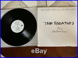 The Beatles The Collection MFSL Mobile Fidelity Vinyl Box