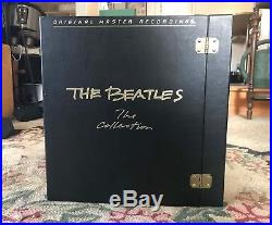 The Beatles The Collection MFSL Original Master Recordings Vinyl Box Set
