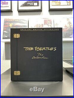 The Beatles The Collection Mfsl Vinyl 14lp Box Nm 1982