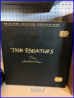 The Beatles The Collection Original Master Recordings Box set (Vinyl)