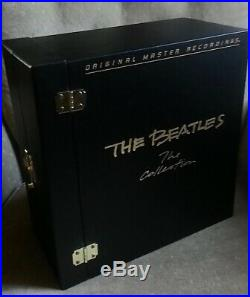 The Beatles The Collection Vinyl Original Master Recordings 14 LPs Mint