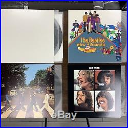 The Beatles The Complete Limited Edition C1 Series used vinyl box set