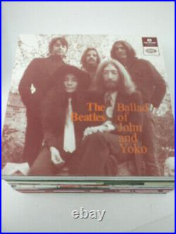 The Beatles The Singles Collection 23 7 Picture Sleeve Vinyl Box Set 2019