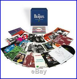 The Beatles The Singles Collection (23 x 7 180 Gram) Vinyl Singles Box Set NEW