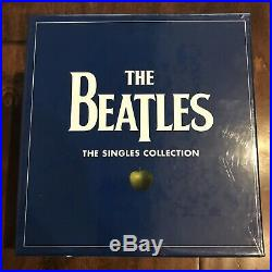The Beatles -The Singles Collection 23 x 7 Vinyl Singles Box Set NEW Abbey 2019