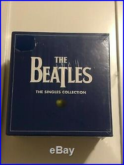 The Beatles The Singles Collection (23 x 7 Vinyl Singles) Brand New & Sealed