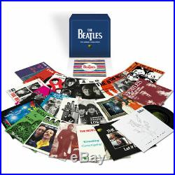 The Beatles The Singles Collection 237 Vinyl BOX New & SEALED 2019