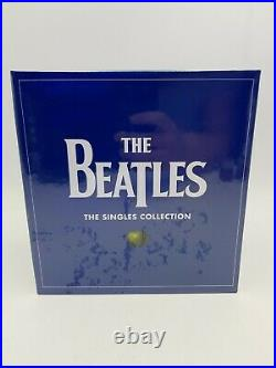 The Beatles The Singles Collection Vinyl Box Set (Brand New & Sealed)