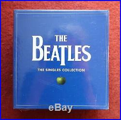 The Beatles The Singles Collection Vinyl Box Set New & Sealed