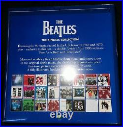 The Beatles The Singles Collection Vinyl Box Set New & Sealed Ltd Edition