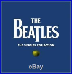 The Beatles The Singles Collection ltd vinyl box set 23 x 7 singles + booklet N