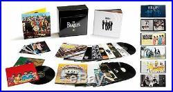 The Beatles The Studio Collection 16LP Box Set LP Vinyl Record Album Discography