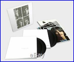 The Beatles (The White Album 4 LP) New Vinyl ESHER DEMOS 180