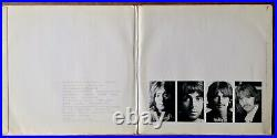 The Beatles The White Album (Apple PMC 7067 8) 1968 UK Vinyl Poster #0252986