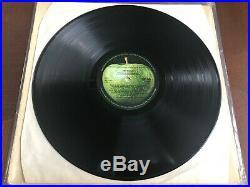 The Beatles (The White Album) U. K. Mono Vinyl 68 1st Press No. 0022918