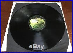 The Beatles (The White Album) U. K. Mono Vinyl 68 1st Press No. 0096764