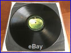 The Beatles (The White Album) U. K. Mono Vinyl 68 1st Press No. 0128743