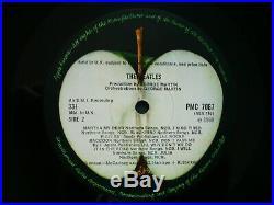 The Beatles The White Album Vinyl UK 1968 Mono Top Loader No 0509544 2/1/1/1 LP