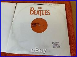 The Beatles Tomorrow Never Knows 2012 Apple Promo Only ITunes Sampler Vinyl