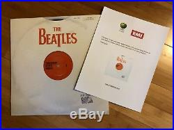 The Beatles Tomorrow Never Knows (Limited Edition iTunes promo-only) vinyl LP