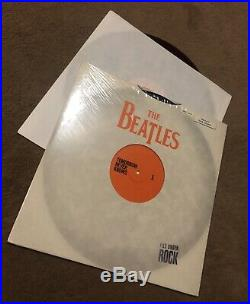 The Beatles Tomorrow Never Knows (Red Vinyl)