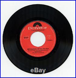 The Beatles & Tony Sheridan My Bonie 1963 Vinyl Singles 7 EP Picture Sleeve