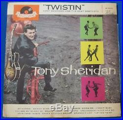 The Beatles Twistin' Brazil My Bonnie LP Super Rare Mint Vinyl Polydor