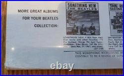 The Beatles VI 1965 Mono Lp Vinyl 1st Pressing Original Factory Seal