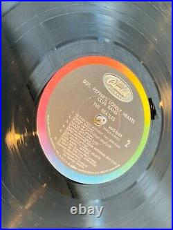 The Beatles Vinyl 1967 Mono Pressing, Sgt. Peppers Lonely Hearts Club Band