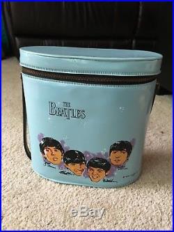 The Beatles Vinyl Brunch/lunch Bag