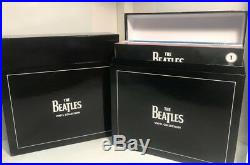 The Beatles Vinyl Collection 13LP Japan with Boxes T-shirts turnable mat holder