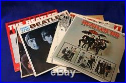 The Beatles Vinyl Collection 8 Records Release Date 1964 1966 Original Mono