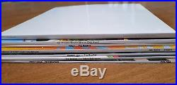 The Beatles Vinyl Collection, Deagostini, White Album, Abbey Road, Sgt Pepper