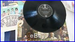The Beatles Vinyl LP Collection UK BC-13 Box, 14 LP Parlophone 1978 NM