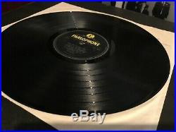 The Beatles Vinyl Lp HELP Uk 1965 1st Press Rare Outline STEREO