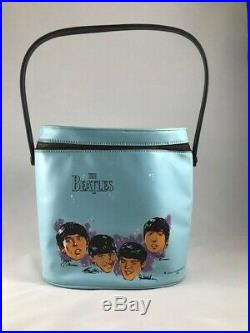 The Beatles Vinyl Lunch Box 1965 very nice condition USED