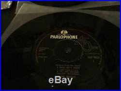 The Beatles Vinyl job lot of 7inch EPs Uk Pressings Rare Collection 45rpm