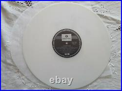 The Beatles WHITE Album White Vinyl limited edition 1 of 2,000